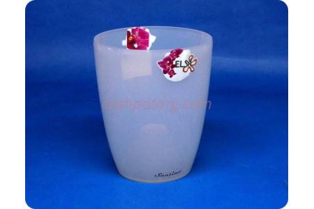 Кашпо для орхидей пластиковое «ОРХИДЕЯ LUX 2л  (прозрачное)»